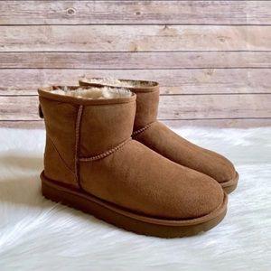 UGG Chestnut Classic Mini II Boots